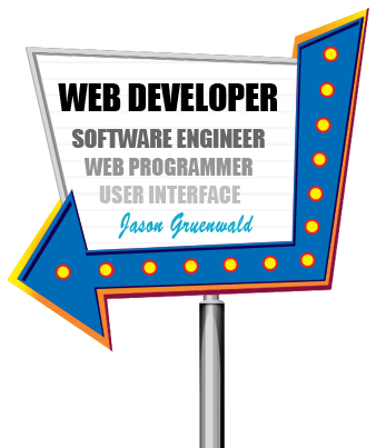 Web Programmer and Developer Jason Gruenwald in Seattle